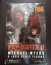 mezco halloween ii michael myers 9 inch scale figure - Michael Myers Halloween Decorations