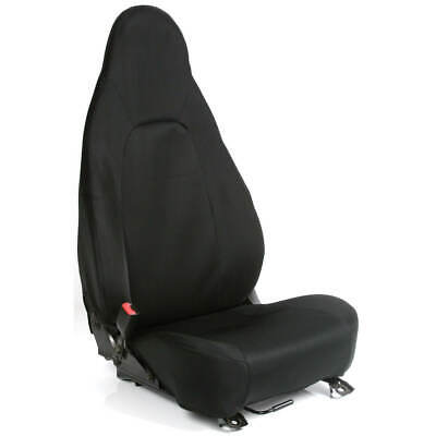 EuroSport Seat Covers MX-5 Miata 1999-2000 Black Pair