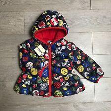 BNWT bellissimo GAULTIER per neonate Cappotto 18m prezzo Consigliato € 125 & TANTO ALTRO 100% AUTENTICO