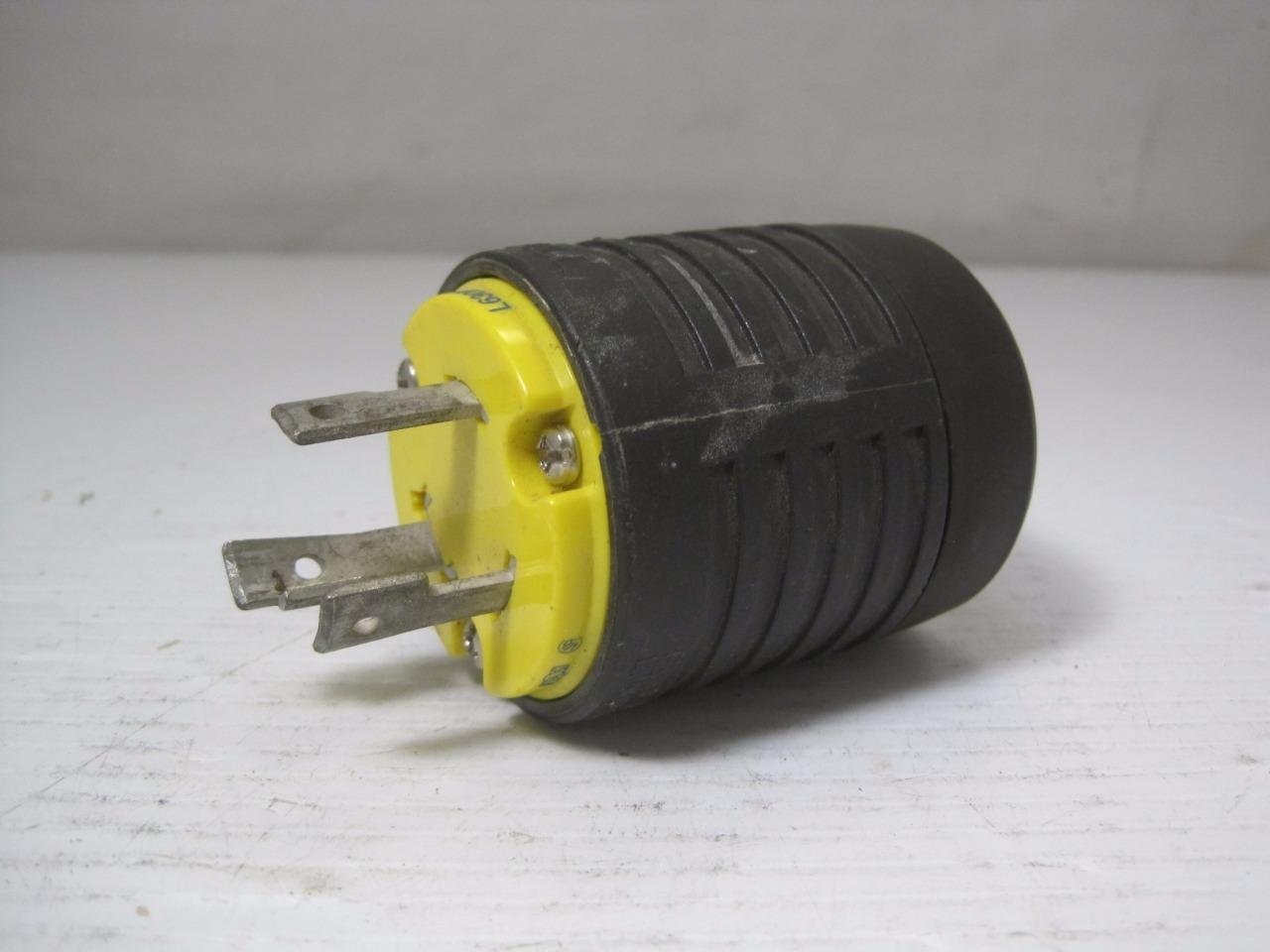 Pass Seymour L630p L630 P Turnlok Plug 30a Nema Us Ebay Extension Cord Replacement Electrical Plugs 15amp 125v 3 Prong