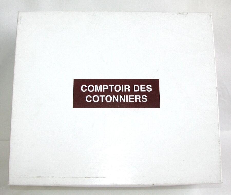 COMPTOIR DES COTONNIERS - TURNSCHUHE OVAL POUSSIN GRAUEM - LEDER & LEINEN 38 - GRAUEM NEU 14315b