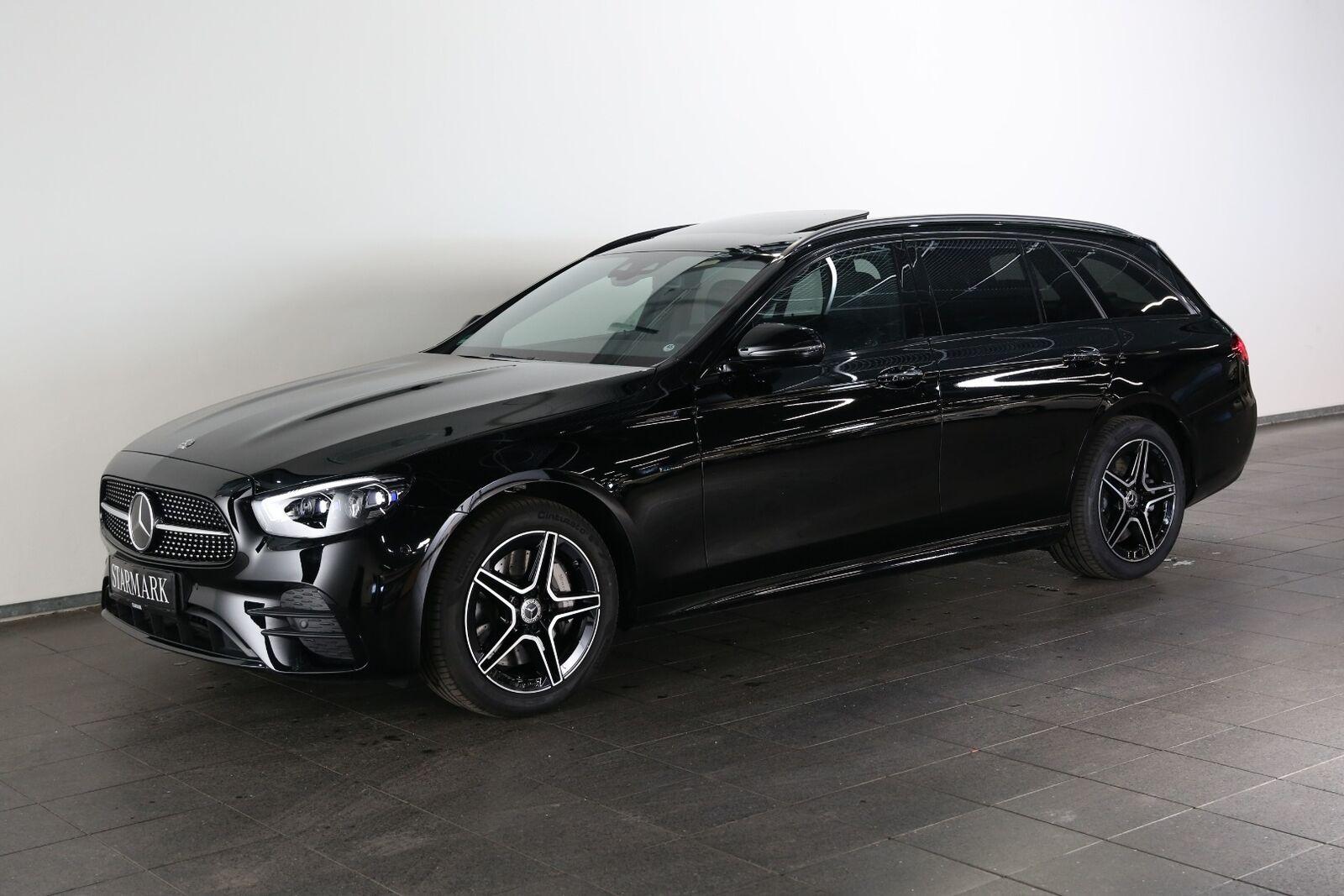 Mercedes-Benz E300 de 2,0 AMG Line stc. aut.
