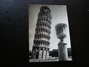 Italia-Tarjeta-Postal-1956-Pisa-Torre-Colgante-cy69