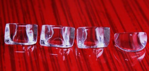 1-95 Clear-silicone Ring mold 7pc.Size {6}{6}{6.5}{6.75}{7.25}{8}{9}