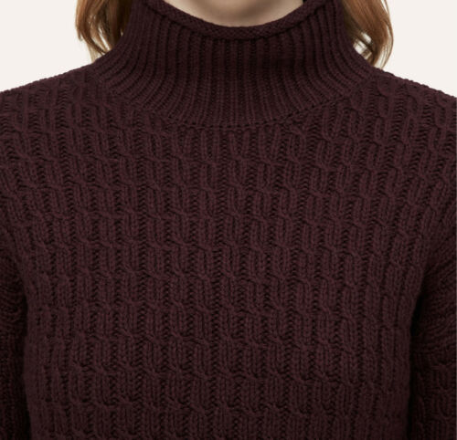 Ann Taylor LOFT Mock Neck Cable Sweater Pullover Various Colors and Sizes NWT