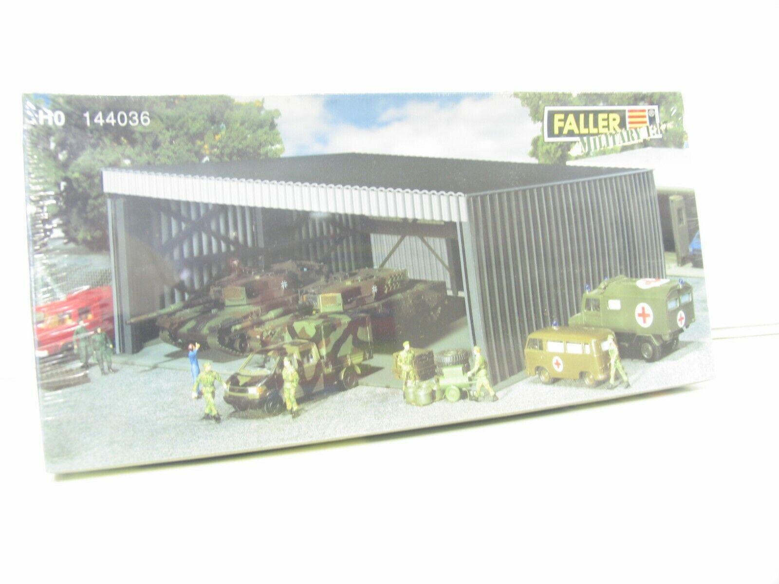 Faller 144036 HO KIT Vehicle Dugout OVP Shrink Wrapped JS755