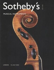 Sotheby-039-s-Catalogue-Musical-Instruments-13-07-2004-HB