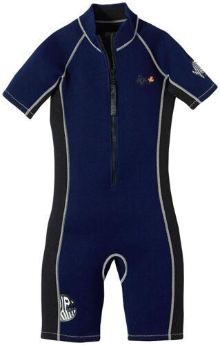 IQ-Company Kinder Shirt UV 3.0 Shortie Safari navy 80-1 Jahr