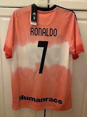 Men's Replica adidas Cristiano Ronaldo Juventus Humanrace FC ...