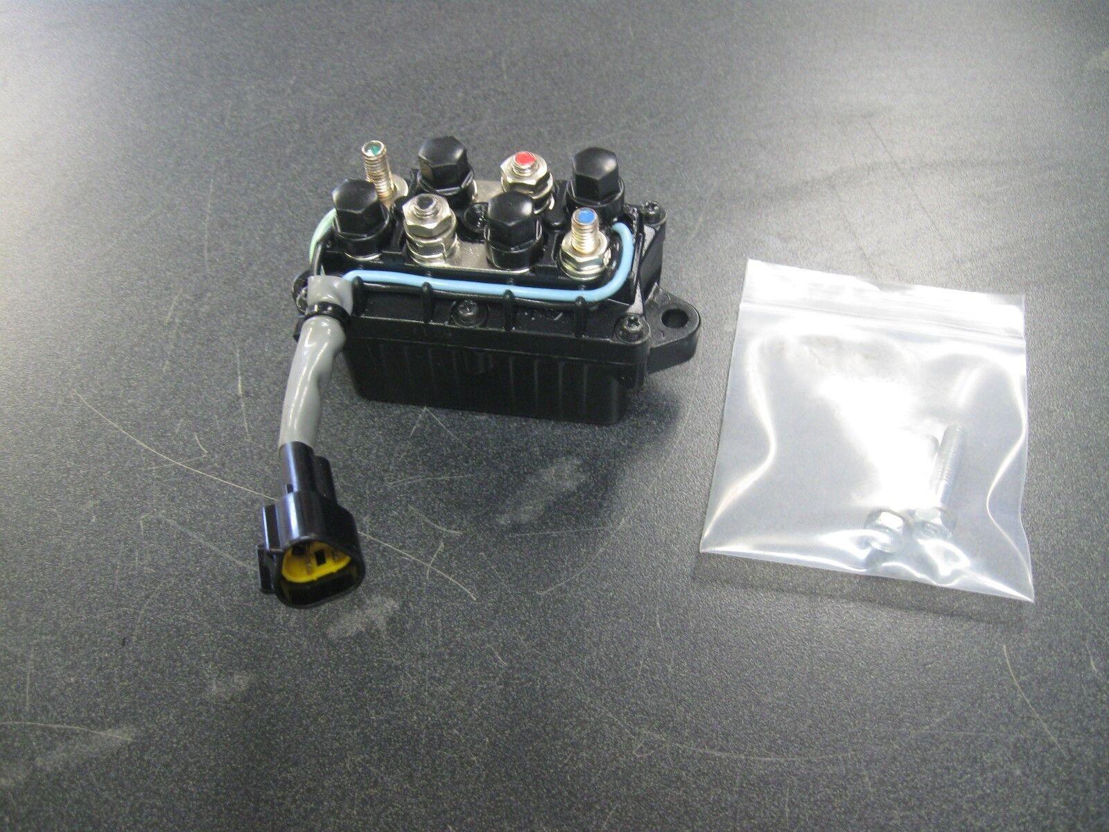 Yamaha Außenborder Außenborder Außenborder Rand Relais Assy 61A-81950-00-00 3e7e08