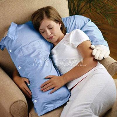 Funny Boyfriend Arm Soft Throw Pillow Body Hug Washable Girlfriend Cushion Gifts