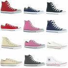 MENS WOMENS CONVERSE ALL STAR HI LOW TOPS CHUCK TAYLOR SHOES TRAINERS SIZE 3-11