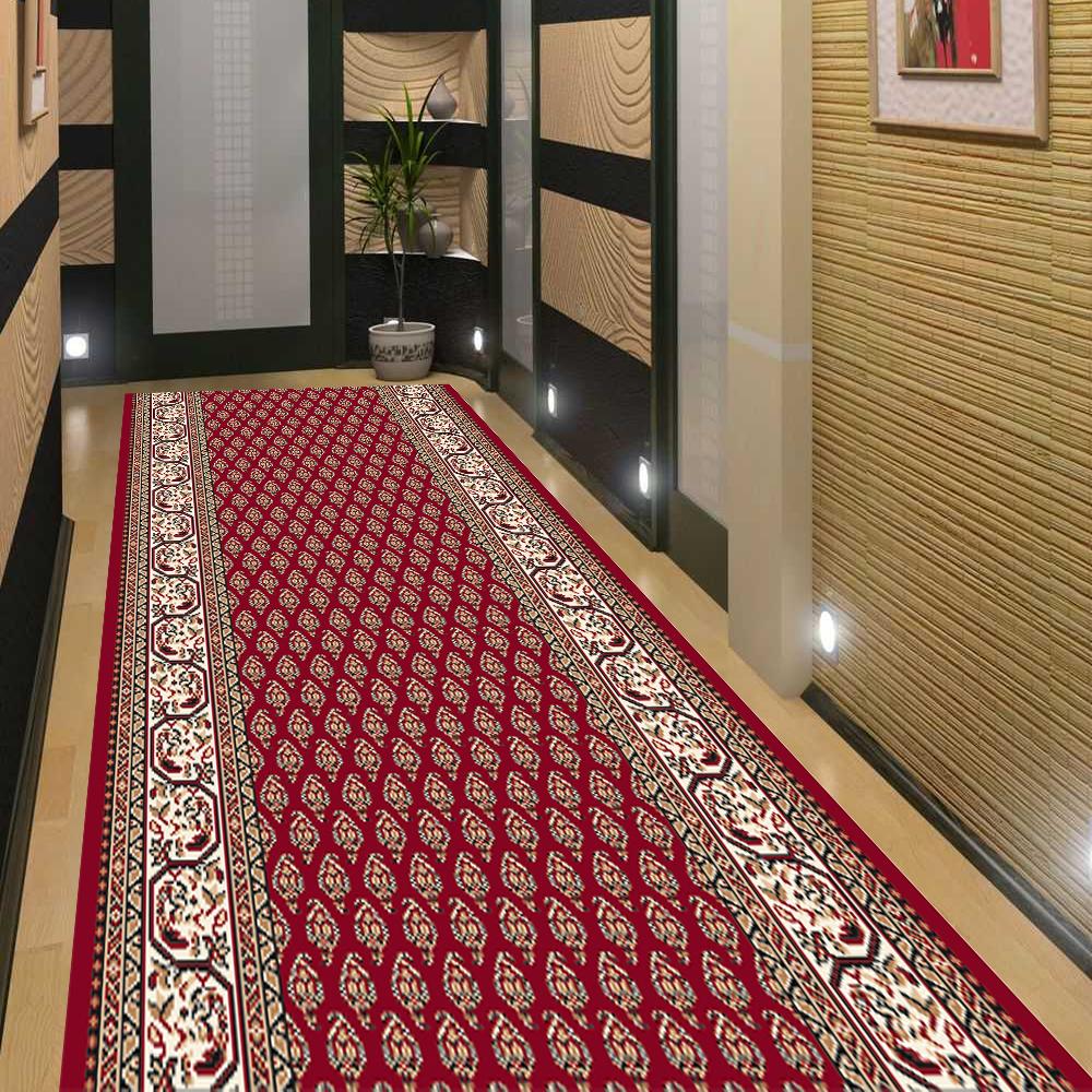 TAPPETO alfiere alfiere cucina corridoio Oriental 67 80 100 120 133 & 150 cm di larghezza