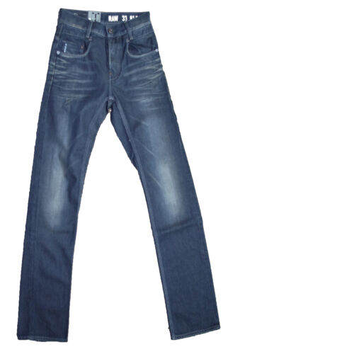 G-STAR RAW Jeans slim blue black homme NEW RADAR tapered