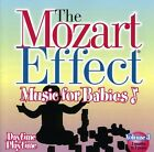 Vol. 3-Daytime To Playtime - Mozart Effect-Music For Babies (2002, CD NEUF)