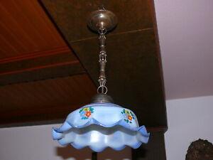 Rarität Original Jugendstil Lampe Deckenlampe Original Jugendstillampe ca. 1910