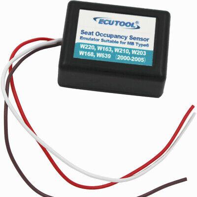 SRS seat Occupancy Emulator Sensor for Mercedes Benz Repair SRS Light Reset tool