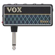 VOX AP2BS amPlug Bass G2 Guitar Headphone Amplifier