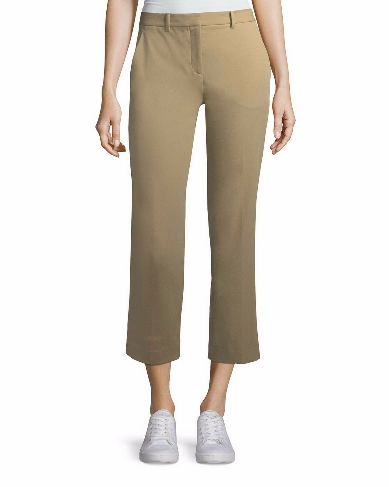 NWT TheoryHartsdale Approach Flare Leg Pants,Sierra, Größe 2,  275 retail