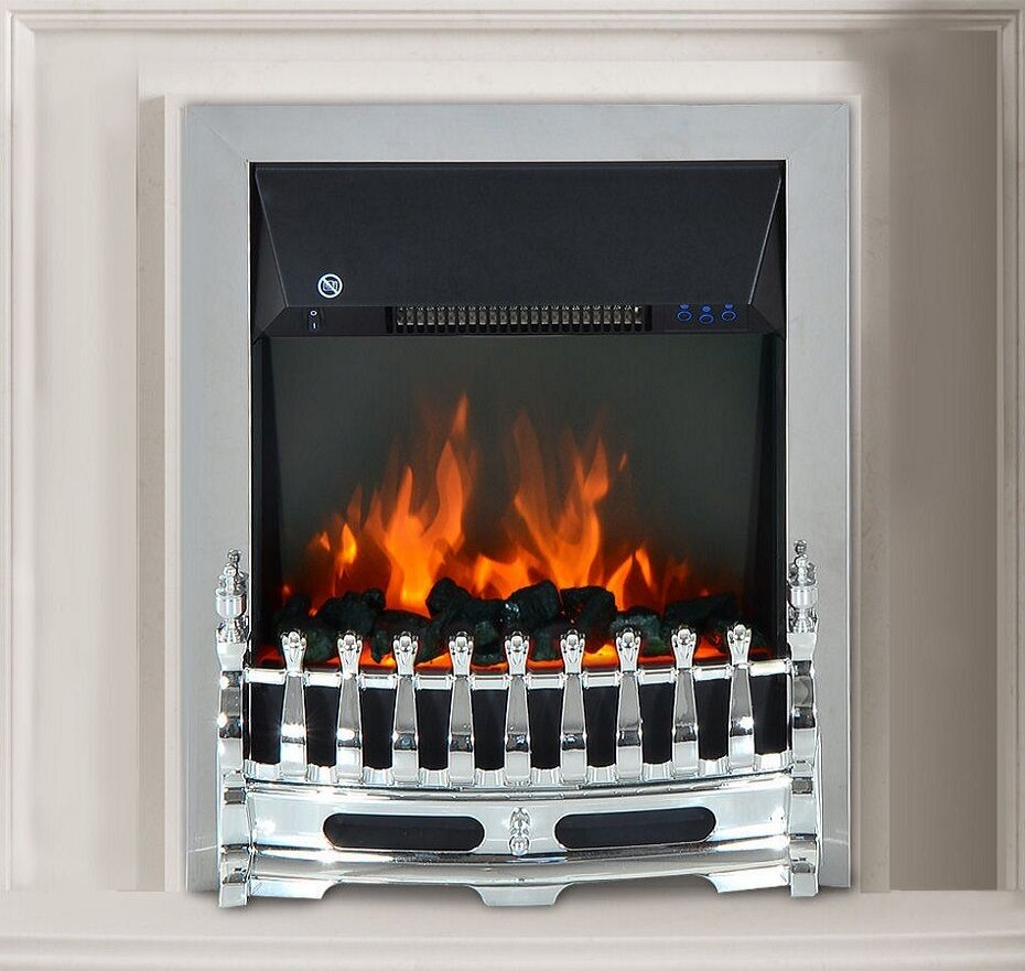 led electric fire fireplaces ebay
