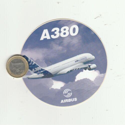AIRBUS  A380 Autocollants AEROSPTIALE