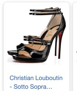 SEXY CHRISTIAN LOUBOUTIN HEELS | eBay