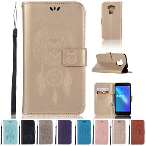 For-5-5-034-Asus-Zenfone-3-Max-ZC553KL-Cell-Phone-PU-Leather-Wallet-Flip-Case-Cover