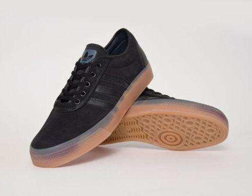 Adidas adi-ease skatebgoarding scarpe c75613 - uomini e '9 (nero / gomma) nuovo pennino
