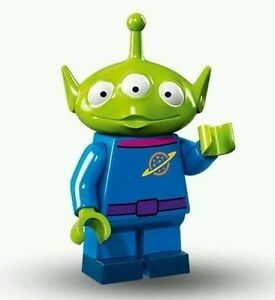 LEGO-MINIFIGURE-S-SERIES-DISNEY-Alien-From-Pizza-Planet