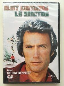 La-sanction-DVD-NEUF-SOUS-BLISTER-Clint-Eastwood-George-Kennedy