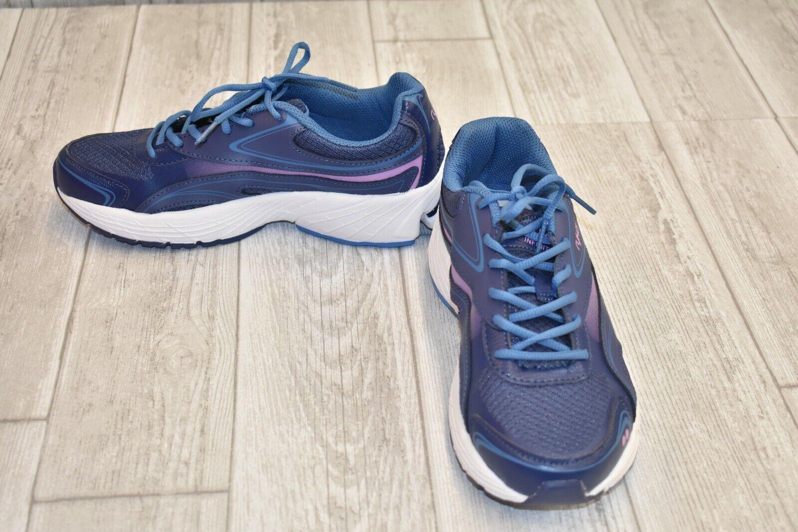 Ryka Infinite Walking Sneaker - Women's Size 7.5W Navy