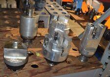 Lot 5 Cat 40 Aluminum Head Cat40 Tool Holders Parlec C40 15sm2 Shell Mill Holder