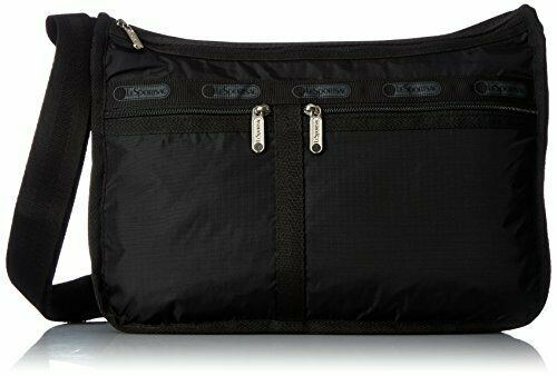Lesportsac Classic Deluxe Everyday Bag Black