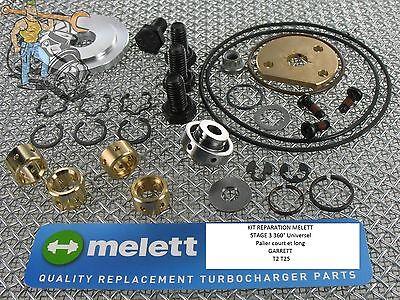 3 360° Palier Court Kit réparation Racing Turbo Garrett T2 T25 Stage3 Option 1
