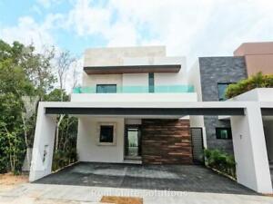 Casa en Venta, 4 Recámaras, Piscina, Aqua by Cumbres, Av, Huayacán, Cancún.