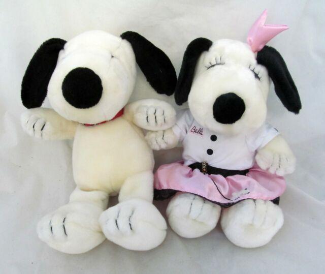 Peanuts Snoopy Bean Doll 6 Inch