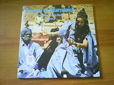 FESTIVAL DE MARRAKECH FOLKLORE NATIONAL DU MAROC VOL 3 FRENCH LP BARCLAY