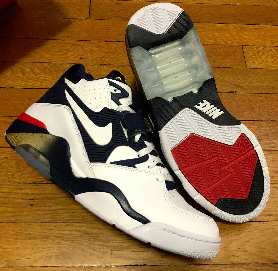 Nike Air Force 180 Olympic 310095-100 size  12