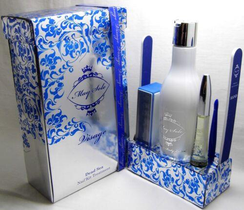 Sofortwirkung Nagelpflege Set Totes Meer Salz Kosmetik Mineral Beauty System