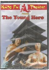 The Young Hero DVD New Huang Cheng Li, Kwon Moon