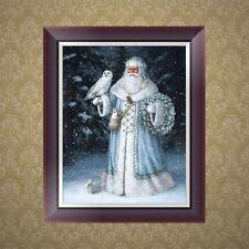 5D Diamond Embroidery Santa Claus Painting Cross Stitch DIY Craft Home Decor