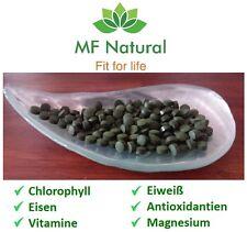 100 % Chlorella Tabs 500g tabletten ca 2000 tabletten.Algen Entgiftung Diät