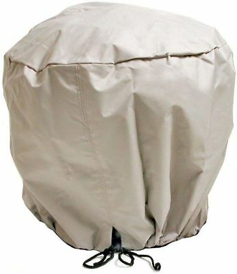 Evaporative Cooler Turbine Cover Water Resistant Double Stitched Seams 14x14x20