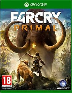 Far Cry Primal Xbox One Brand New Factory Sealed