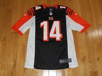 Nike On Field ANDY DALTON CINCINNATI BENGALS Mens NFL Team Replica JERSEY Med | eBay