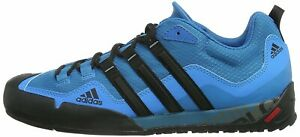 15fc7045c30 ADIDAS TERREX SWIFT SOLO MEN S SHOES SNEAKERS BLUE D67033