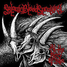 SATANIC BLOODSPRAYING Mercy CD  Impaled Nazarene  Beherit Von Profanatica Mythos