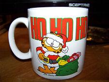 "Garfield Christmas Coffee Mug Approx. 3.5"" Tall"