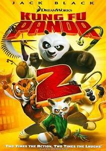 Kung Fu Panda 2, (DVD, 2011), WS, NEW and Sealed, FREE Shipping!