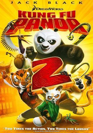 Kung Fu Panda 2 Dvd 2011 For Sale Online Ebay